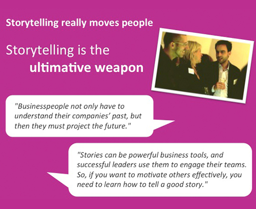 Storytelling@POS Training