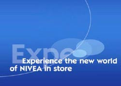 NIVEA - Shop in Shop Video