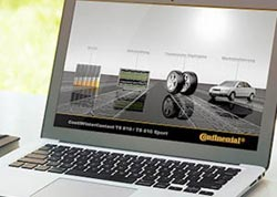 Continental - Digitaler Salesfolder